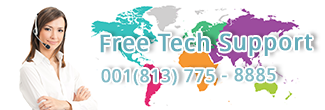Free tech support 24/7