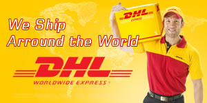 Shipping arround the world with DHL