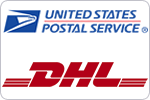 DHL and USPS Shipping