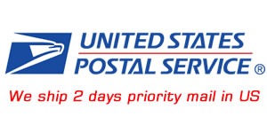 Free shipping in USA with USPS