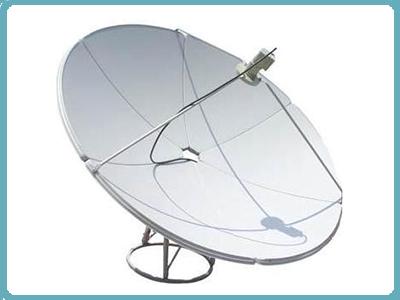 c band satellite dish installation manual